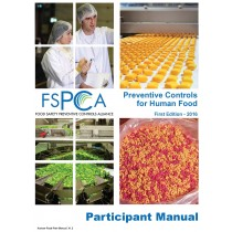FSPCA Human Food Participant Manual V1.2