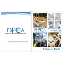 FSPCA Animal Food Instructor Kit v1.1