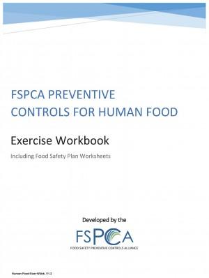 FSPCA Exercise Workbook V1.2