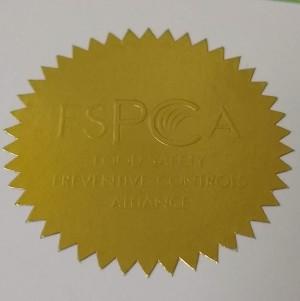 FSPCA Seal