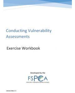 IAVA Exercise Workbook V1.0